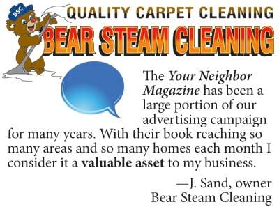 Advertise - Your Neighbor Magazine